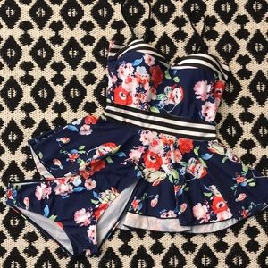 Other - Two piece swimsuit